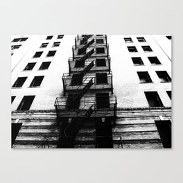 escape. Canvas Print
