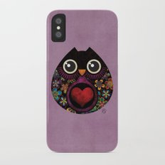 Owls Hatch iPhone X Slim Case