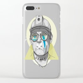 Ready to Heal Clear iPhone Case