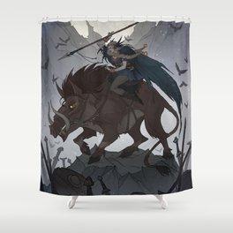 Freyja 2020 Shower Curtain