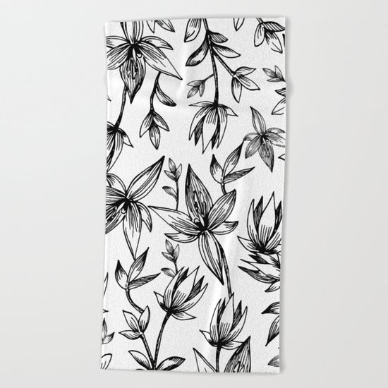 Veli V2 #society6 #decor #buyart Beach Towel