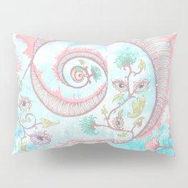 Open Mind Meditation Pillow Sham