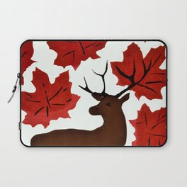 Connections in Nature Laptop Sleeve