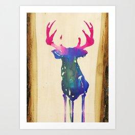 Patronus Art Print