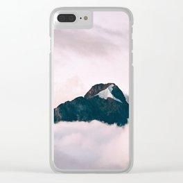 Inca Trail, Peru Clear iPhone Case