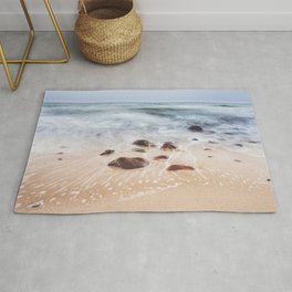 By the Shore - Landscape and Nature Photography Rug