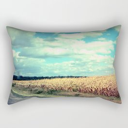 like in a desert Rectangular Pillow