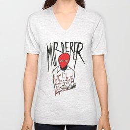 Murderer Unisex V-Neck