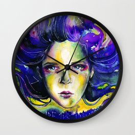 You are the Universe  Wall Clock