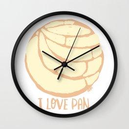 Pan Dulce [Concha] Wall Clock