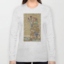Gustav Klimt - The Embrace Long Sleeve T-shirt