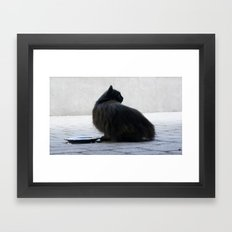 Lucy II Framed Art Print