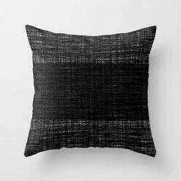 platno (center stripe) Throw Pillow