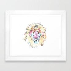 L2 Framed Art Print