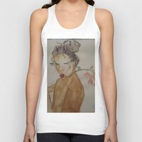naked Tank Tops featuring Naked by Harlem McKinnie