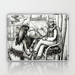 Poetry club Laptop & iPad Skin