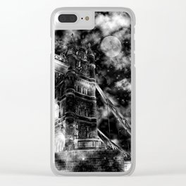 London Bridge (Twinkle Stars Remix) Clear iPhone Case
