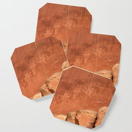 Rock Art Coaster