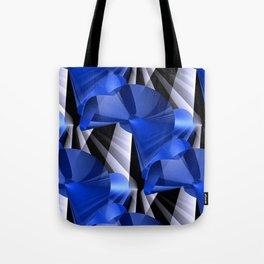 3D abstraction -03a- Tote Bag