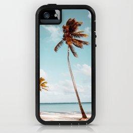 Dominican Republic Palm Beach iPhone Case