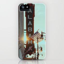 Magic City Summer iPhone Case
