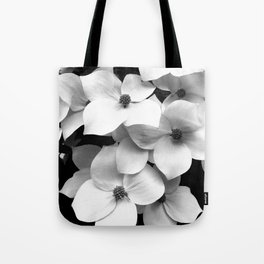 Flora Dogwood Tote Bag