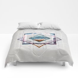 Refreshing heat Comforters