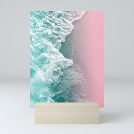 Ocean Beauty #1 #wall #decor #art #society6 Mini Art Print