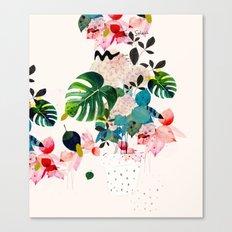 Jane Soleil Canvas Print