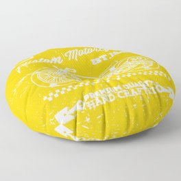 MotoBiKe RiDe 9 Floor Pillow
