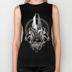 Malediction Biker Tank