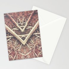 Bones of the fathers Stationery Cards