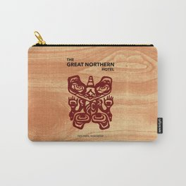 Great Northern Hotel Twin Peaks Carry-All Pouch