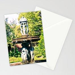 Cajun Fountain Stationery Cards