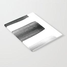 Three Brushes Notebook