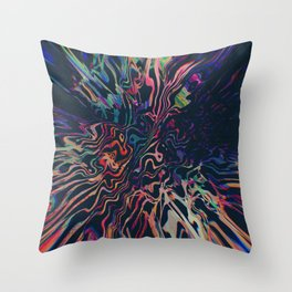BLŸGHTTI Throw Pillow