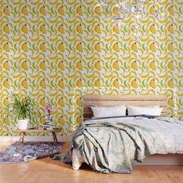 Banana Harvest Wallpaper