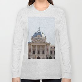 Roumania, Colțea Hospital, Bacarest Long Sleeve T-shirt
