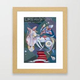 Dream Crew Framed Art Print