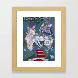 Dream Crew Framed Art Print