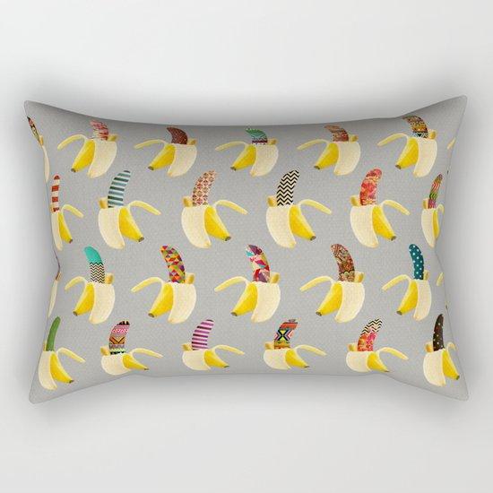 Anna Banana Rectangular Pillow