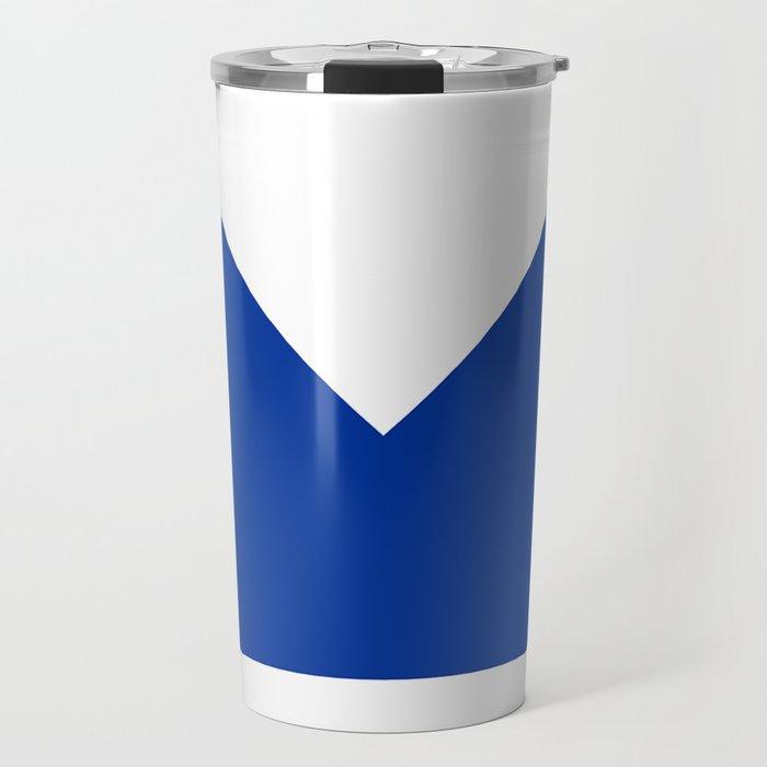 Alpha Flag Travel Mug