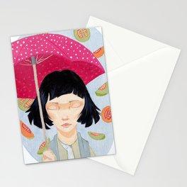 Melancholy Stationery Cards