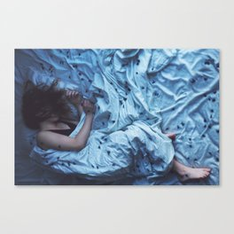 Nightmare Sequence (I) Canvas Print