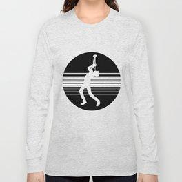 Trumpet Ludwig Blk Long Sleeve T-shirt