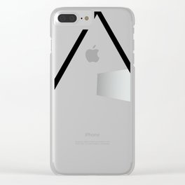 PinkFloyd - Dark Side Of The Moon Clear iPhone Case