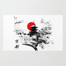 Kyoto - Japan Rug