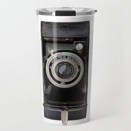 Vintage Agfa Camera Travel Mug