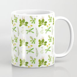 Lovely Weeds Coffee Mug