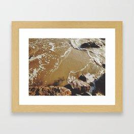 The Pacific IV Framed Art Print
